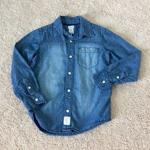 Carter's Shirts & Tops - Boys Chambray Shirt